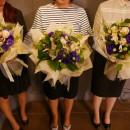기업체 - 꽃다발 핸드타이드